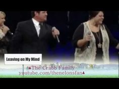 ▶ The Crabb Family - Leaving On My Mind - YouTube Amazing song!!! My hubby can tear this song up!!!! :-)
