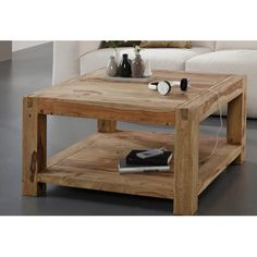 Coffee Table With Stools, Table Stools, Coffee Table Wayfair, Table Legs, Indoor Air Quality, Wood Species, Types Of Wood, Solid Wood, Living Spaces