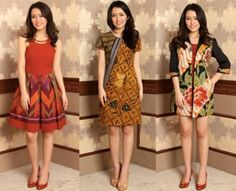 model baju tenun - Penelusuran Google Tribal Dress, Ethnic Dress, Rok Batik Modern, Batik Long Dress, Model Kebaya, Batik Kebaya, Dress Pesta, Batik Fashion, Fashion And Beauty Tips