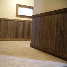 Ghost Wood 6 in. x 96 in. Wood Bannack Brown Shiplap – The Home Depot – Home Renovation Wood Wainscoting, Wainscoting Styles, Shiplap Siding, Wainscoting Height, Wainscoting Nursery, Unique Home Decor, Home Decor Items, Furniture Projects, Wood Furniture