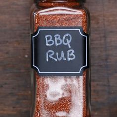 BBQ Spice Rub Blend Recipe by Tasty
