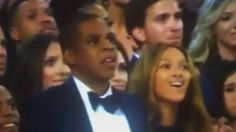 Watch Beyonce and Jay Z React to Kanye Rushing the Stage During Beck's Grammy Win - The Hollywood Reporter
