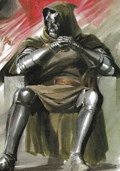Which Marvel Villain Are You - I Got Dr. Doom!