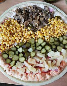 Három féle pizza: sajttal töltött-, tejfölös alapú-, és full erős erős alappal! - Ketkes.com Beans, Vegetables, Recipes, Food, Recipies, Essen, Vegetable Recipes, Meals, Ripped Recipes