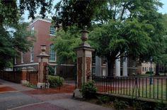 Horseshoe Columbia SC | USC Horseshoe – Columbia, South Carolina