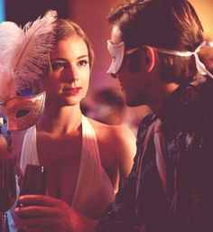 Join @Gabriel_Mann & @EmilyVanCamp in their #Revenge hunting! What secrets will be revealed tonite in #Masquerade?