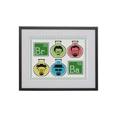 BUY 2 Patterns and GET 1 FREE Breaking Bad by eXehandmade on Etsy