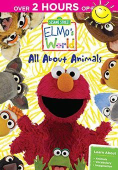 #awesome <p> #Sesame Street: Elmo's World: All About Animals (DVD)</p><p>Ribbet! Woof! Neigh! Tweet! Elmo loves animals and he wants to learn all about them. What...