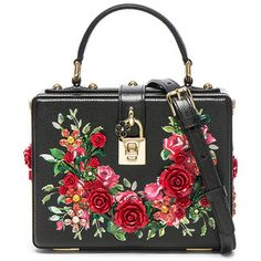 Dolce & Gabbana Studded Soft Bag