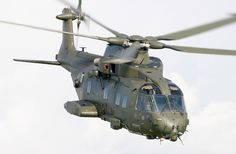 """UK finished updating first seven AgustaWestland HC3 / 3A Merlin configuration to IHC3. These helicopters of the Royal Air Force to be transferred to the Royal Navy.Will gradually replace current Westland HC.4 Commando (known by Navy/Marines as """"Junglies) by spring 2016 in the Royal Navy."""