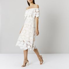 PATIENCE FULL MIDI DRESS