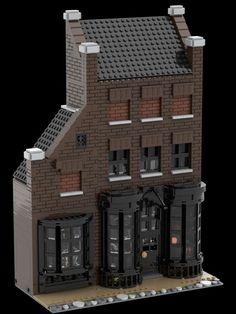 Lego Village, Lego Room, Lego Architecture, Lego Harry Potter, Group Of Companies, Cool Lego, Lego Building, Lego Ideas, Lego Creations