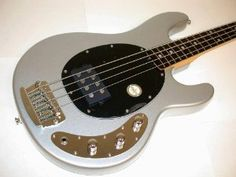Sterling by MusicMan Ray34 CA Electric Bass Guitar