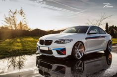 #BMW #F87 #M2 #Coupe #MPerformance #ZPerformance #Tuning #AlpineWhite #Angel #Provocative #Eyes #Sexy #Freedom #Badass #Burn #Live #Life #Love #Follow #Your #Heart #BMWLife