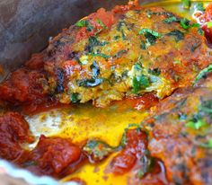 Here is a fish cake recipe popular by Syrian Jews according to Ottolenghi's Jerusalem. With their sweet and slightly sharp sauce these fish cakes manage to capture much of their spiri…