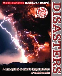 Disasters by David Burnie; illustrated by Tim Loughhead