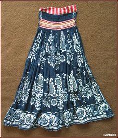 Polomka, Horehronie, Slovakia Folk Costume, Costumes, Bobbin Lace, Tie Dye Skirt, Embroidery, Summer Dresses, Skirts, Pattern, How To Wear
