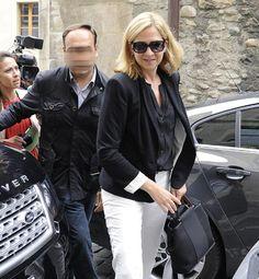 Las primeras imágenes de la infanta Cristina en Ginebra, tras conocer la decisión del Rey de revocar su título de Duquesa de Palma