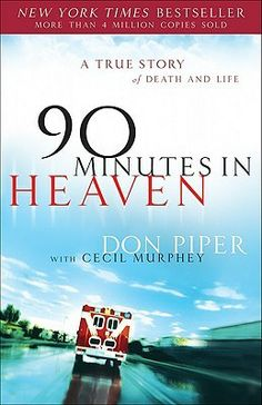 90 Minutes in Heaven: A True Story of Death & Life by Don Piper  This is quite an interesting true story told by a pastor that died and passed into heaven, only to be sent back to earth to face a life of excruciating pain.  A remarkable glimpse into what heaven may really be like.