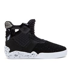 SUPRA SKYTOP IV | BLACK/SNAKE - WHITE | Official SUPRA Footwear Site @MosDCatoLuvv M