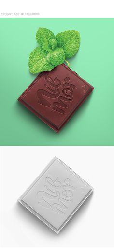 NIBMOR CHOCOLATE on Behance