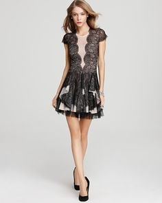 BCBG dress- can you hop in my closet please