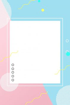 Free Wallpaper Backgrounds, Abstract Iphone Wallpaper, Framed Wallpaper, Cute Patterns Wallpaper, Pastel Wallpaper, Aesthetic Iphone Wallpaper, Instagram Frame Template, Powerpoint Background Design, Birthday Template