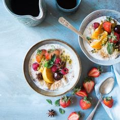 Add Nutrition To Your Diet With These Helpful Tips. Nutrition is full of many different types of foods, diets, supplements and Oats Recipes, Smoothie Recipes, Healthy Dinner Recipes, Breakfast Recipes, Breakfast Ideas, Brunch Recipes, Baby Led Weaning Breakfast, Baby Breakfast, Playstation Plus