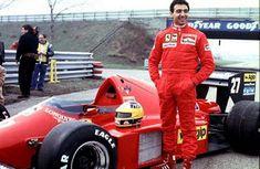 Nacque oggi: Michele Alboreto - BmBBlog