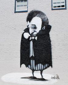 Vampire on W. Broad by Stormie Mills