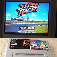 You'd like this one by retroblissed #retrogames #microhobbit (o) http://ift.tt/24UqhAm cool Super Famicom game (that also happens to be all in English). Gameplay isn't as finessed or skill based as Mario Kart but it's very impressive technically and has fantastic multiplayer options.  #streetracer #classics #retro  #retrogaming #classics #podcast #talkradio #supernintendo #snes #nes #nintendoentertainmentsystem #nintendo #nintendo64 #sega #segagenesis #segamastersystem #retrobliss