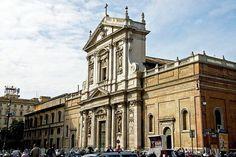 Carlo Maderno, Facade of Santa Susanna, c1605
