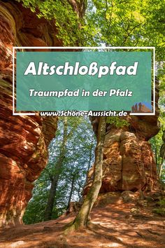 In the south-west Palatinate, the Altschloßpfad may be an insider tip, or have you ever hiked on a 2 km long rock? AlThe Altschloßpfad - Unexpectedly impressive grisu Reiseziele In the south-west Palatinate, the Altschloßpfad may be a Camping And Hiking, Camping With Kids, Camping Activities, Camping Hacks, Europe Travel Tips, Travel Destinations, Travel Hacks, Camping Photography, Family Photography