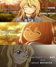 Anime : your lie in April
