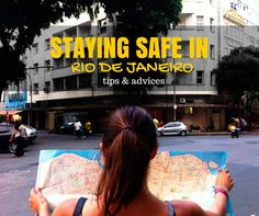l Travel Tips l Staying Safe in Rio de Janeiro: Our Top Safety Tips & Advice l @tbproject