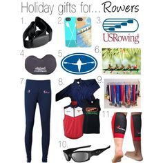 Don't forget to check out the other gift guides I've posted too: Coxswains (2012) || Coaches (2012) || Rowers & Coxswains (2013) || Rowers, Coaches, & Coxswains (2013) The holidays are fast…