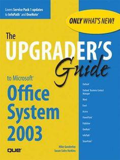 Prezzi e Sconti: #Upgrader's guide to microsoft office system  ad Euro 21.17 in #Ebook #Ebook