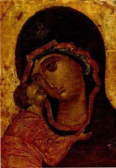 RUBLEV - Madre di Dio - link breve: http://2.bp.blogspot.com/_7wuCQzqNII4/S8c9xRjvt4I/AAAAAAAATQc/6FJgGIXI1dY/s1600/097.jpg