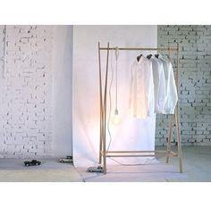 japanese design - italian made clothes rack // tøjstativ
