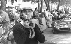 Maria Teresa de Filippis, Italian race car driver pioneer. She was the first woman to participate in Formula One racing. In 1958-1959 she raced in five World Championship Grand Prix races driving a Formula One Maserati 250F.