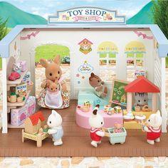 Tienda de juguetes - Sylvanian Families