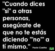 #asertividad #frases #Paulocoelho