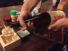甲斐の国の銘酒 七賢 の本醸造 甲斐造り すっきりしたいいお酒です。