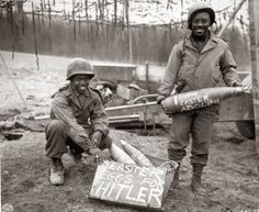 Easter eggs for Hitler 1945