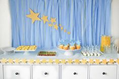 Parties By Kaci: [$25 DIY PARTY] Twinkle Twinkle Little Star Baby Shower