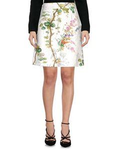 PHILOSOPHY DI LORENZO SERAFINI Knee length skirt. #philosophydilorenzoserafini #cloth #dress #top #skirt #pant #coat #jacket #jecket #beachwear #
