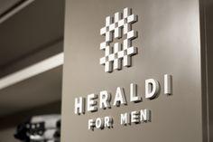Heraldi Visual Identity
