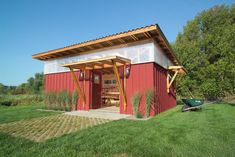 Best 1000 Images About Shed On Pinterest Green Roofs Sheds 400 x 300