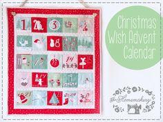 Dashwood Studio Christmas Wish Advent Calendar - The Homemakery Blog