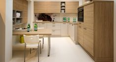 Nolte Manhattan kitchens are a showpiece and this design would grace any modern home.